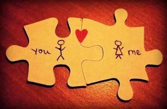 Incompletos estamos enquanto não encontrarmos o Verdadeiro Amor!